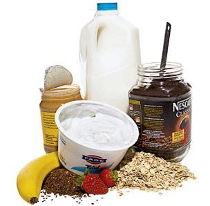 Make Shakes for Gains
