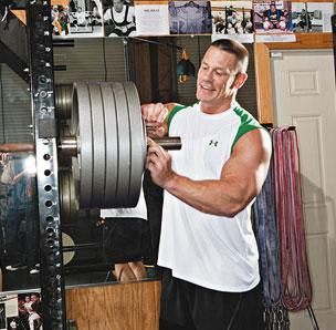John Cena on Fitness