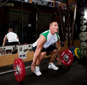 Cena&#039;s Five Essential Exercises