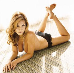 Penthouse Pet Jamie Lynn