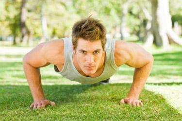 Test Yourself: Do 100 Pushups