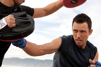 Jeffrey Donovan&#039;s Burn Body Workout