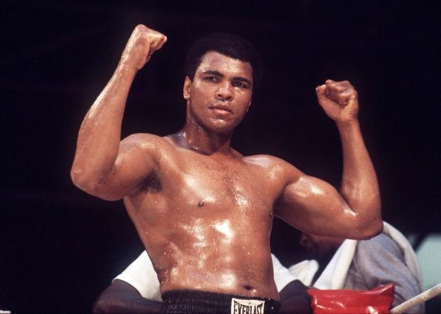 How boxer Muhammad Ali got his boxer body