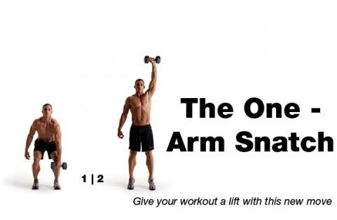 The One-Arm Snatch