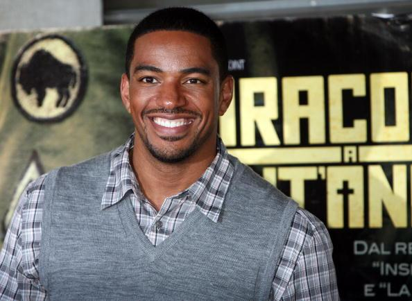 Breakout Kings actor Laz Alonso