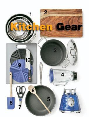 Kitchen Gear