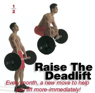 Raise The Deadlift