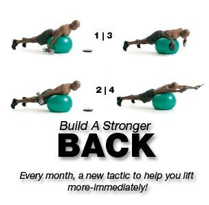 Build A Stronger Back