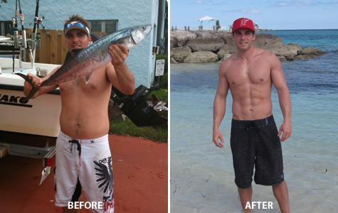 Success Story: Former Drunk Gets a Different Kind of Six Pack