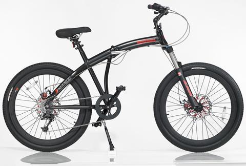 Men's Fitness mountain bike
