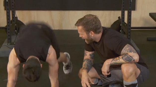 Bob Harper&#039;s Hardcore CrossFit Workout [VIDEO]
