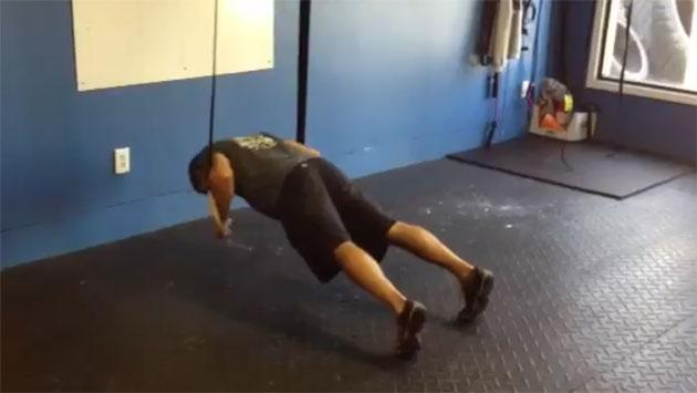 Ring Push-up