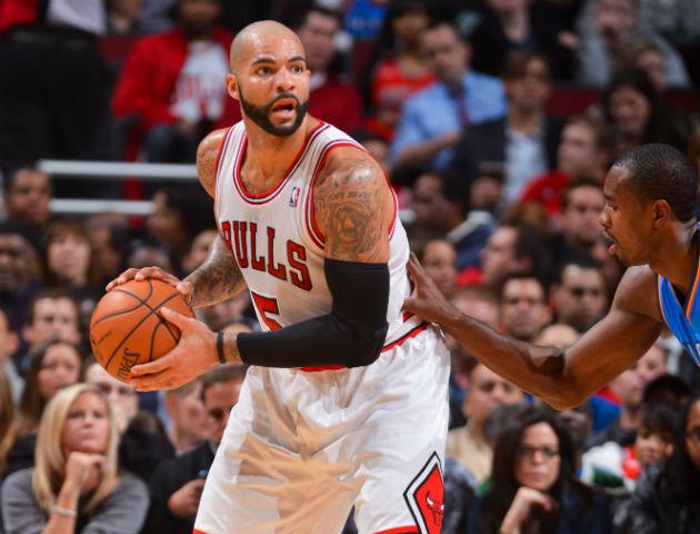 chicago bulls carlos boozer