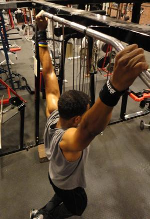 Change up Your Grip and Change up Your Workout