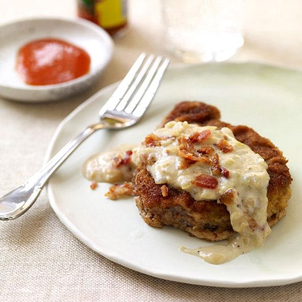 Healthy Chicken Fried Steak Weight Watchers Recipe