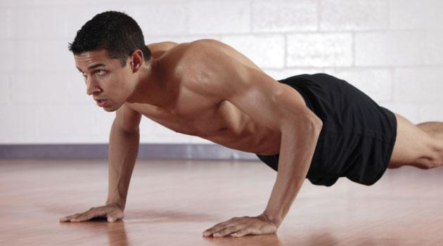 CrossFit Push up