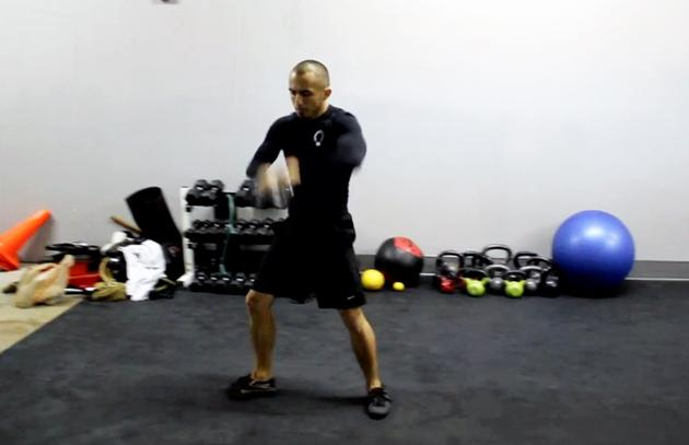 Basic Equipment Fat-Burning Circuit [VIDEO]
