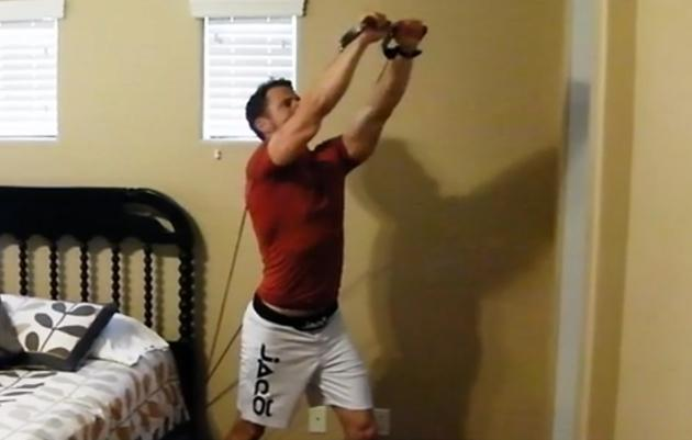 Full-Body Exercise Band Workout [VIDEO]