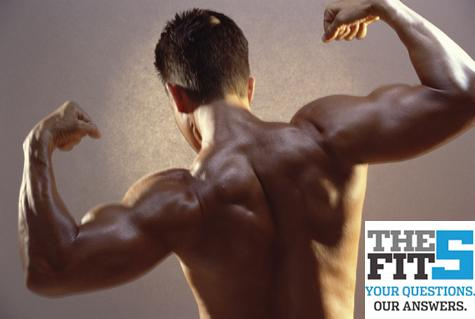 The Fit 5: Training Your Back