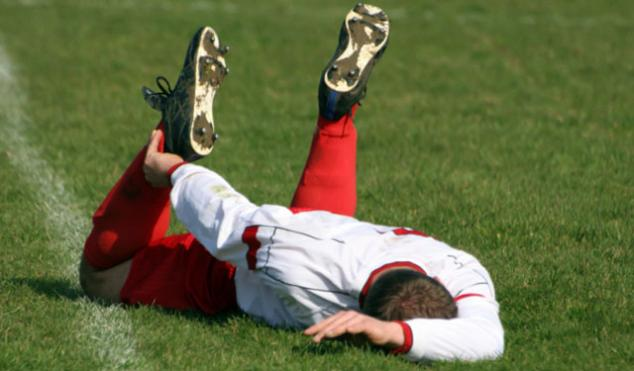 Recovering from sports injuries