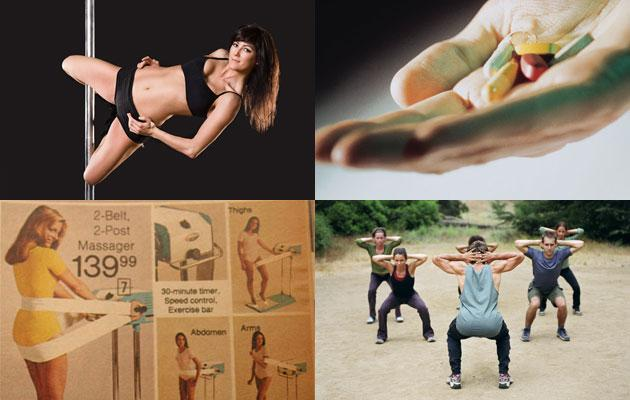 The 25 Biggest Fitness Fads of All Time