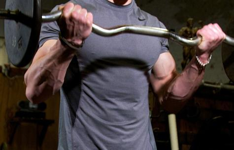 Two Movements to Strengthen Failing Forearms