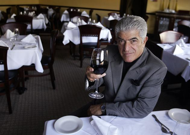 Wisdom From Wise Guy Frank Vincent