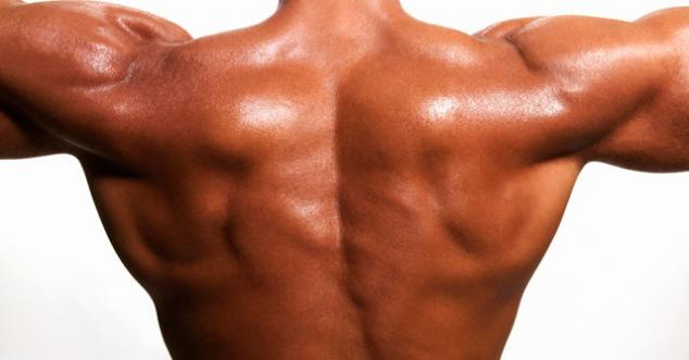 Get That: The Back V-Taper
