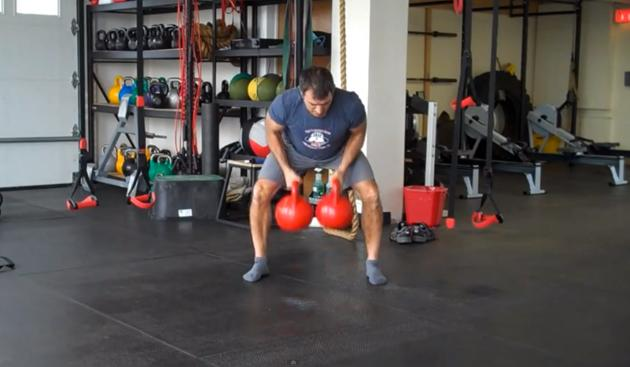 The 6-Round Kettlebell Shoulder Circuit