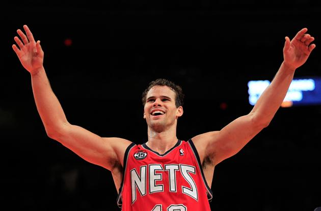 NJ Nets Power Forward Kris Humphries