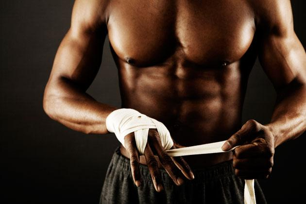 Build the Upper Body of an MMA Champ