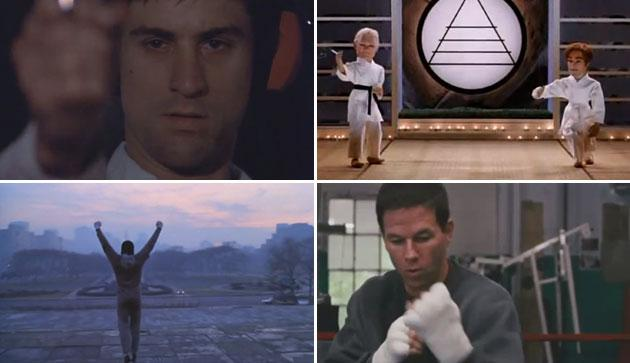 The History of Movie Training Montages