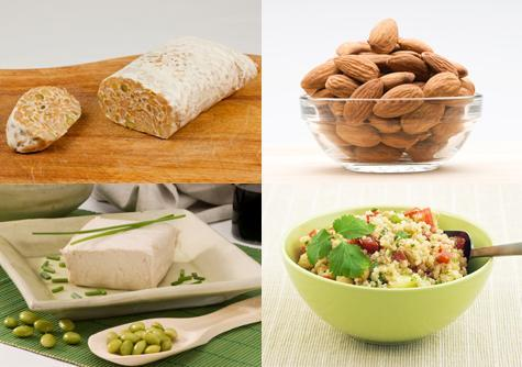 5 Sources of Vegan Protein