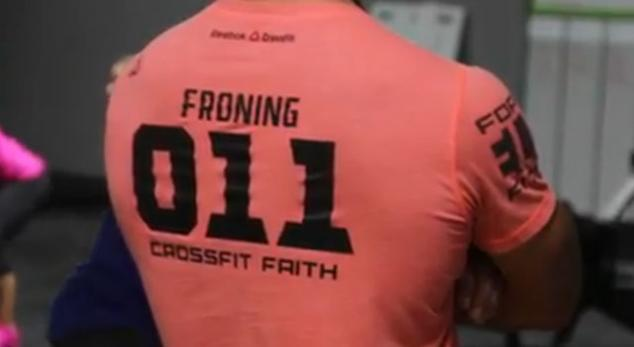 Rich Froning CrossFit Games Champ