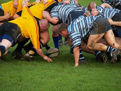 Five Things You Can Learn From Rugby Players