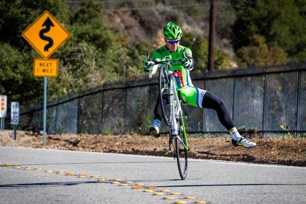 men spring training cycling workouts