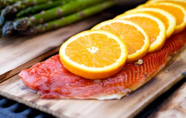 Stress-Busting Orange Salmon