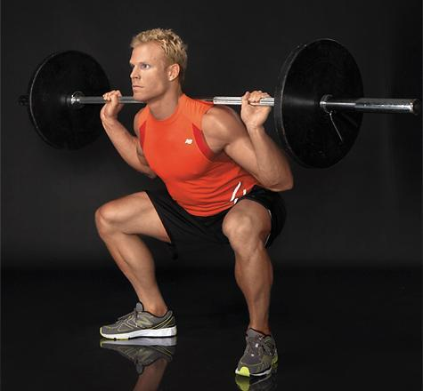 Plateau Buster: The Squat