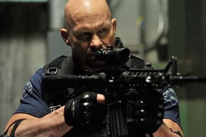Steve Austin in a scene from Tactical Force