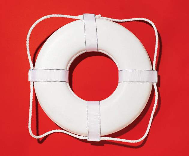 Life saver flotation device