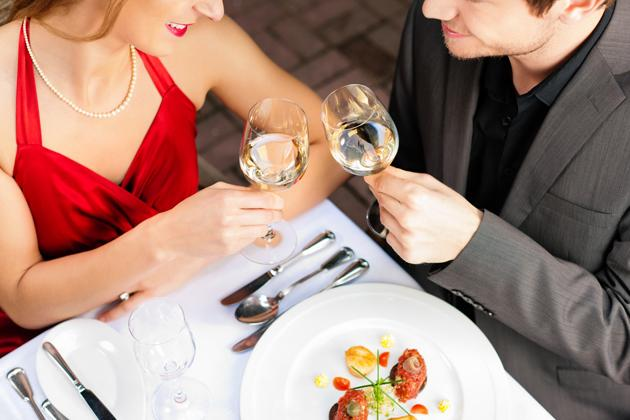 Impress Her With Your Wining and Dining Skills