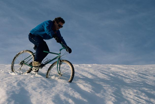 9 Winter Biking Tips