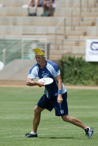World Championship of Ultimate Frisbee Player