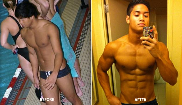 Success Story: From Scrawny to Brawny