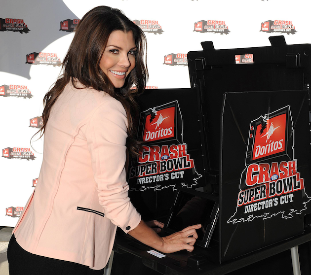 Ali Landry Superbowl Promo