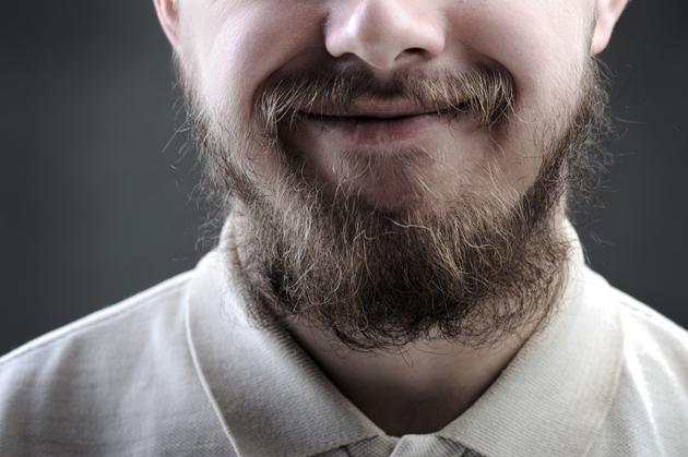 Beards Gain Respect, But Few Dates