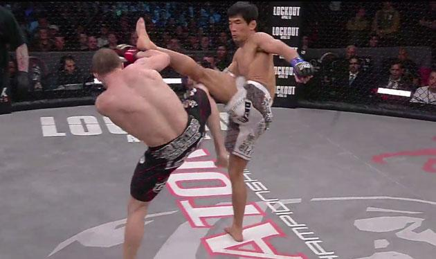 Bellator 64 Highlights