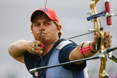 Olympic Archer Brady Ellison