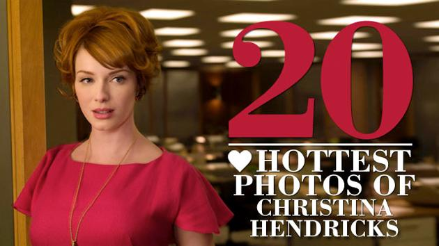 20 Hottest Photos of Christina Hendricks