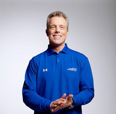 Celebrity Trainer Gunnar Peterson